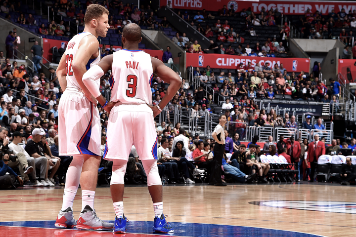 Blake Griffin今天表現失色,間接讓Clippers落敗。(圖片:Clippers)