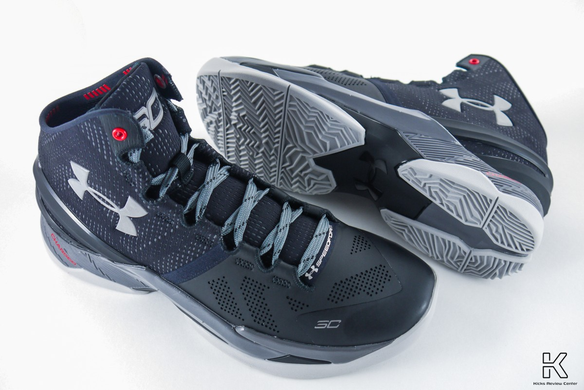 """(Under Armour CURRY 2 """"The Professional"""",訂價USD $130)"""
