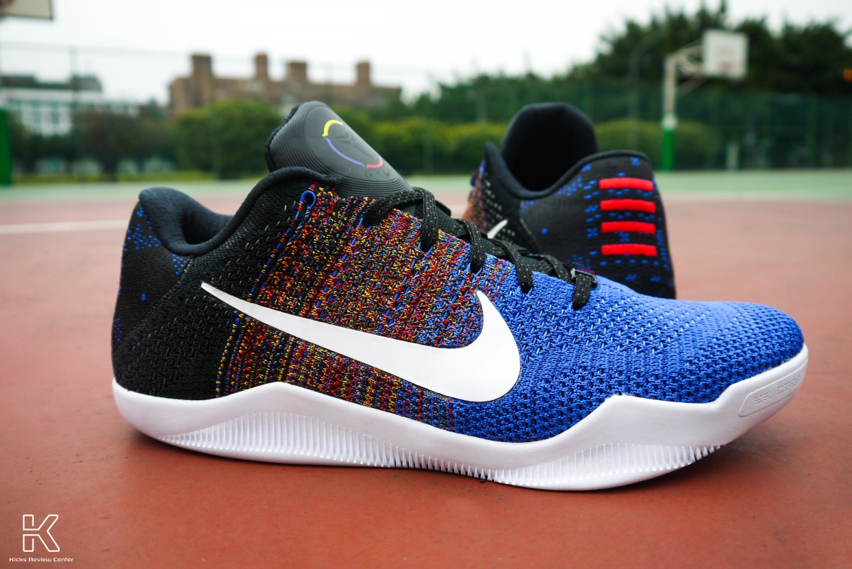 "【測試鞋款─NIKE KOBE XI ELITE LOW ""BHM""】"