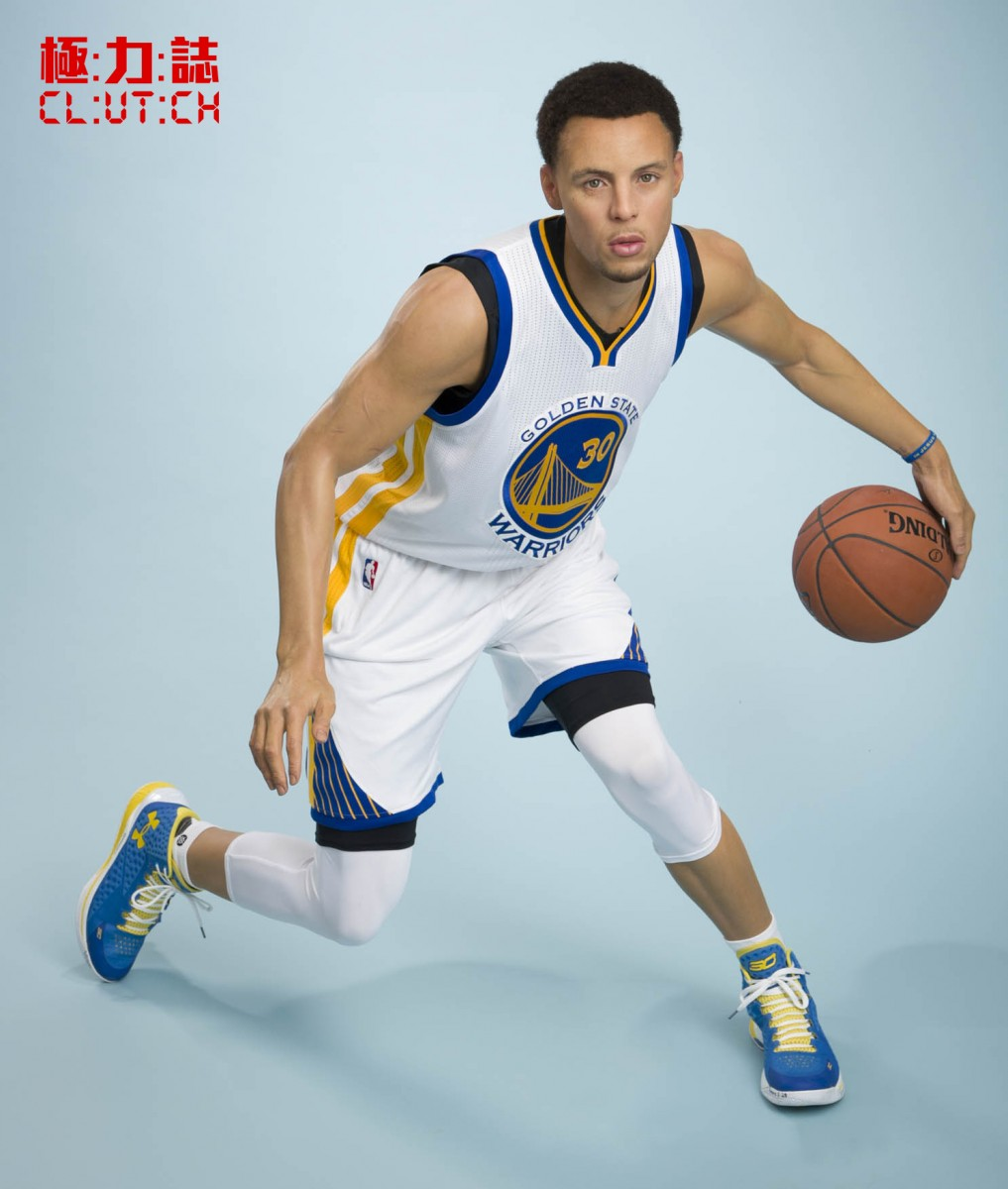 Stephen Curry 3-clutch
