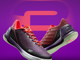 Under Armour Curry 3 Low - Full Circle球鞋(港幣1,099元)